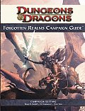 D&D 4th Ed Forgotten Realms Campaign Guide