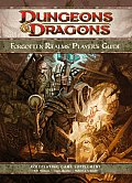 Forgotten Realms Player's Guide: A 4th Edition D&d Supplement (Forgotten Realms Supplement) Cover