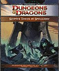 Scepter Tower of Spellgard: Adventure Fr1 for 4th Edition D&d Cover