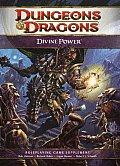 D&D 4th Ed Divine Power