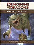 Manual Of The Planes D&D 4th Edition