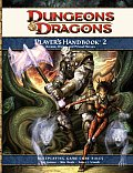 Player's Handbook 2: A 4th Edition D&d Core Rulebook (Dungeons & Dragons Core Rulebooks)