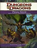 Primal Power (Dungeons & Dragons Supplement)