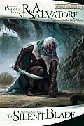 Forgotten Realms Novel: Legend of Drizzt #11: The Silent Blade Cover