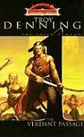 Dark Sun: The Verdant Passage (Prism Pentad) by Troy Denning