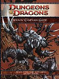 Eberron Campaign Guide: A 4th Edition D&d Supplement (Den of Shadows Den of Shadows) Cover