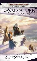 Sea Of Swords forgotten Realms Drizzt 13