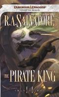 Forgotten Realms Novel: Transitions Trilogy #02: The Pirate King Cover