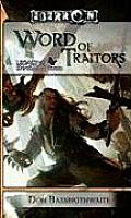 Eberron: Legacy Of Dhakaan #02: Word Of Traitors by Don Bassingthwaite