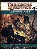 D&D 4th Ed Adventurers Vault 02 Arms & Equipment For All Character Classes