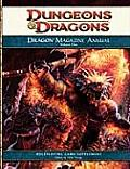 Dragon Magazine Annual, Volume 1: A 4th Edition D&d Compilation (4th Edition D&d)