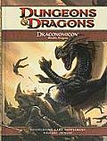 Draconomicon: Metallic Dragons (Dungeons & Dragons Supplement) Cover