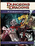 Dungeons & Dragons Player's Strategy Guide (4th Edition D&d) Cover