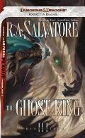Forgotten Realms Novel: Transitions Trilogy #03: The Ghost King Cover
