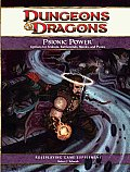 Psionic Power (Dungeons & Dragons Supplement)