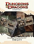 Dungeon Tiles Master Set: The City (Dungeons & Dragons Essentials) Cover