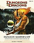 Dungeon Master's Kit: An Essential Dungeons & Dragons Kit (4th Edition D&d) Cover