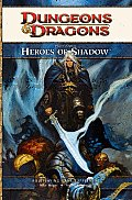 D&D 4th Ed Players Option Heroes of Shadow