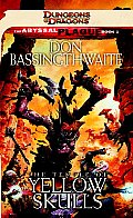 Abyssal Plague Trilogy #01: The Temple Of Yellow Skulls by Don Bassingthwaite