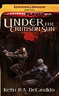 Under the Crimson Sun (Dungeons & Dragons: Dark Sun) Cover