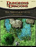 The Witchlight Fens: Dungeon Tiles (Dungeons & Dragons Accessories) Cover