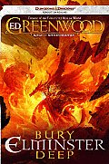 Bury Elminster Deep (Forgotten Realms Novel: Ed Greenwood Shades of Shadowdale) Cover
