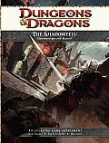 The Shadowfell: Gloomwrought and Beyond [With Cards and Poster and 2 Card Stock Sheets of Characters, Tokens and 2 Paperbacks] (Dungeons & Dragons) Cover