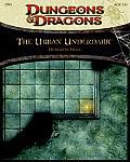 Urban Underdark Dungeon Tiles