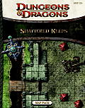Shattered Keeps Map Pack A Dungeons & Dragons Accessory