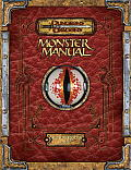 Premium Dungeons & Dragons 3.5 Monster Manual with Errata