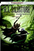 Dungeons & Dragons Forgotten Realms Novel: Neverwinter Saga #04: The Last Threshold Cover