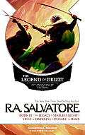 The Legend of Drizzt, Book III: The Legacy/Starless Night/Siege of Darkness/Passage to Dawn