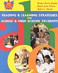 Reading & Learning Strategies For Middle