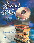 Research for Writers : Advanced English Composition Telecourse (02 Edition)