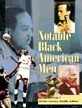 Notable Black American Men: Book I