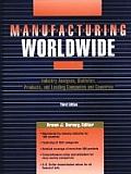 Manufacturing Worldwide: Industry Analysis Statistics