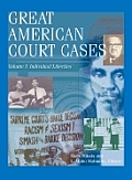 Great American Court Cases