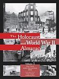 Holocaust Wld War II Alm 1 3v