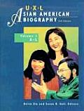 UXL Asian American Reference Library