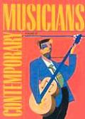 Contemporary Musicians #59: Contemporary Musicians Vol 59 Cover