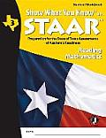 Swyk on Staar Reading/Math Gr 3, Student Workbook: Preparation for the State of Texas Assessments of Academic Readiness