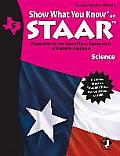 Swyk on Staar Science Gr 5, Parent/Teacher Edition: Preparation for the State of Texas Assessments of Academic Readiness