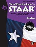 Swyk on Staar Reading Gr 8, Parent/Teacher Edition: Preparation for the State of Texas Assessments of Academic Readiness