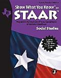 Swyk on Staar Social Studies Gr 8, Parent/Teacher Edition: Preparation for the State of Texas Assessments of Academic Readiness