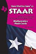 Swyk on Staar Math Flash Cards Gr 5: Preparation for the State of Texas Assessments of Academic Readiness