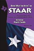 Science Flash Cards Gr 8: Preparation for the State of Texas Assessments of Academic Readiness