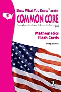 SWYK on the Common Core Math Flash Cards, Grade 5