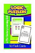 Logic Puzzlers for Ages 8-9