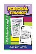 Personal Finance Flash Cards Ages 13-14