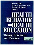 Health Behavior & Health Education 2nd Edition